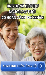 Chung tay giúp đỡ người cao tuổi