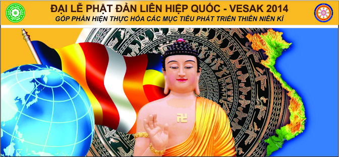 Đại lễ Phật đản VESAK 2014