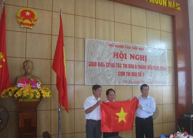 Đảng uỷ Cơ quan Trung ương Hội NCT Việt Nam tổ chức nói chuyện chuyên đề về chủ quyền biển đảo