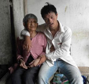 Trăn trở của người mẹ 83 tuổi