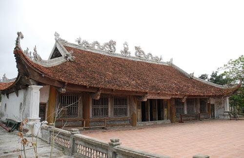 Đình Minh Châu - Điểm văn hoá tâm linh vùng biển đảo